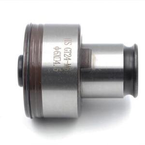 Image 3 - GT24 ISO JIS M5 M6 M8 M10 M12 M14 Chuck Torção Proteção Contra Sobrecarga Tocando Tocando Clamp Grampo Conicidade Jaqueta Quebra proteção