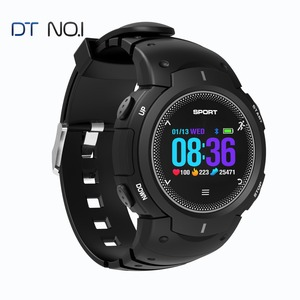 Image 3 - DTNO.1 F13 Smart watch ip68 Waterproof Sport running watch Multisport Color LCD Smart notification Sport tracker for IOS Android