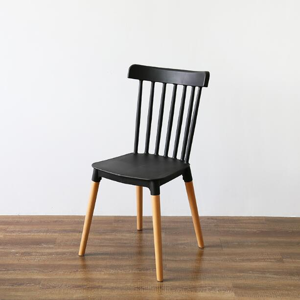 Quality Dining Room Chairs: YINGYI Free Shipping PP Plastic Chair For Dining Room High