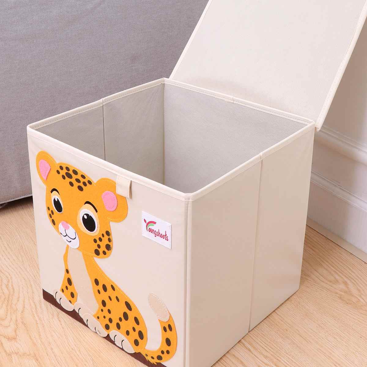 1pc Home Clothes Storage Box Washable Childrens Toy Storage Cube Book Organizer Aliexpress