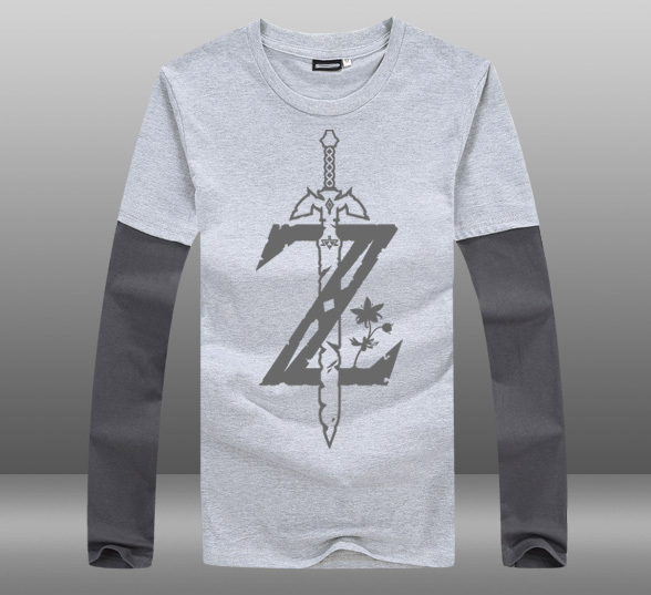 The Legend of Zelda Print T-Shirt