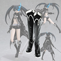 Vocaloid Black Rock Shooter Cosplay Boots Custom-Made shoes
