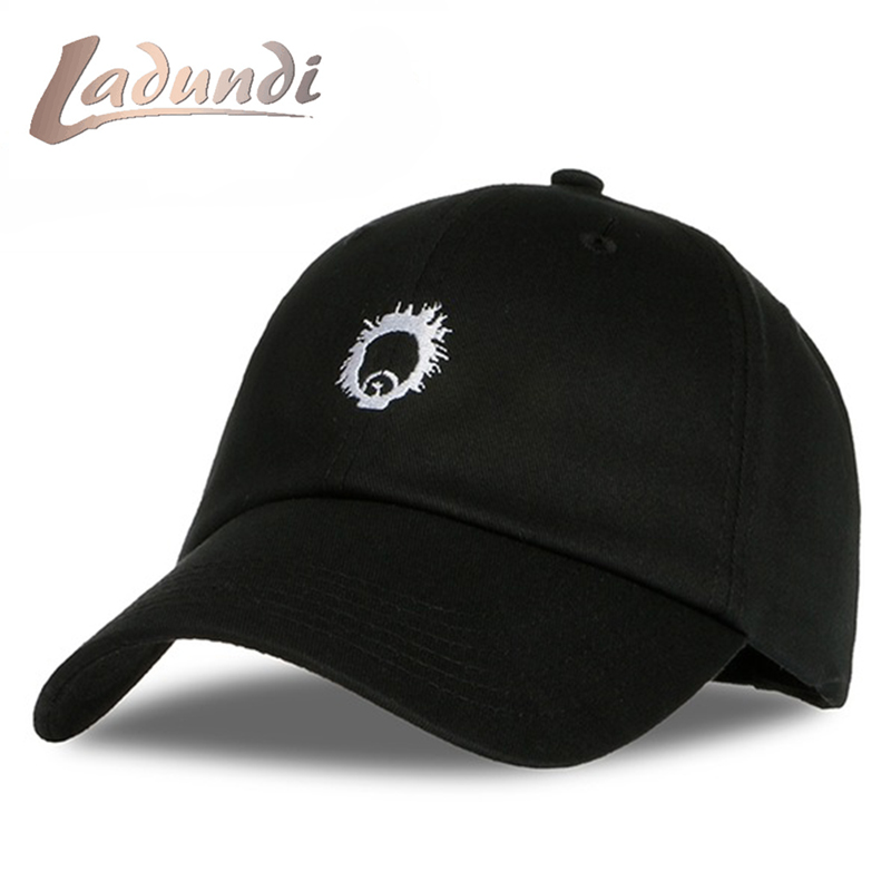 LADUNDI 2017 Brand Design Baseball Caps Women Black Caps Cotton Spring Dad Hat Snapback russia hockey Outside new bone masculino [west positive] power igbt module spot direct sales welcome to buy skm150gal12t4