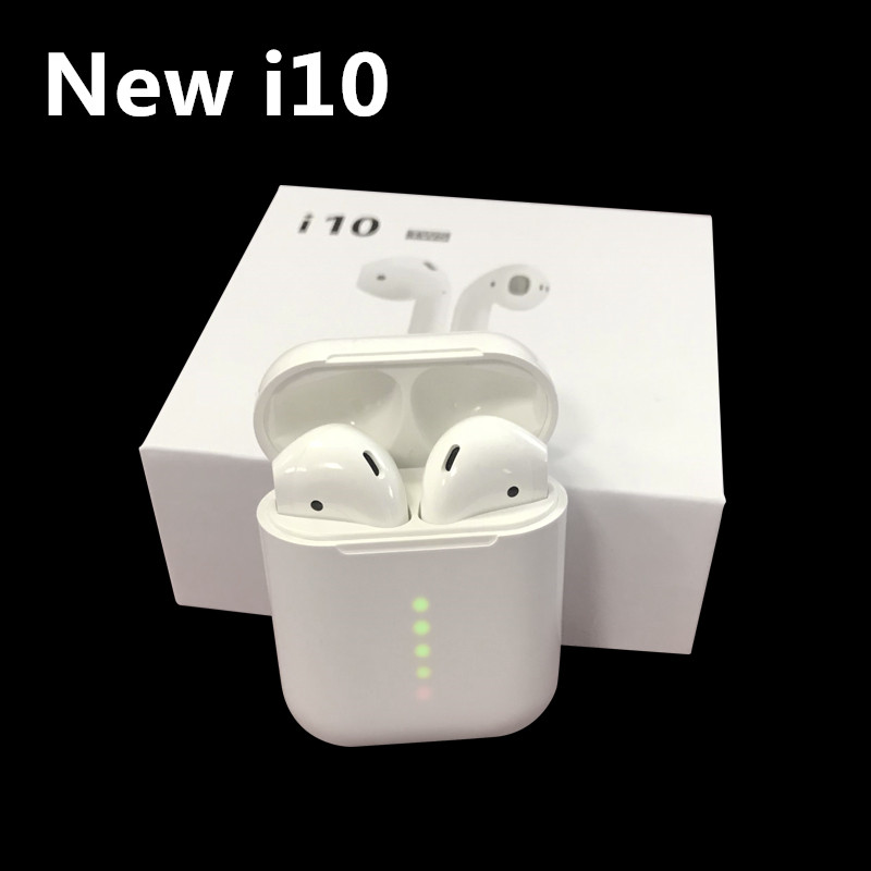 i10 tws i10 with Pop-ups wireless charger Wireless earphone Bluetooth 5.0 Earbuds Touch control headset pk W1 chip i20 i12 i14i10 tws i10 with Pop-ups wireless charger Wireless earphone Bluetooth 5.0 Earbuds Touch control headset pk W1 chip i20 i12 i14