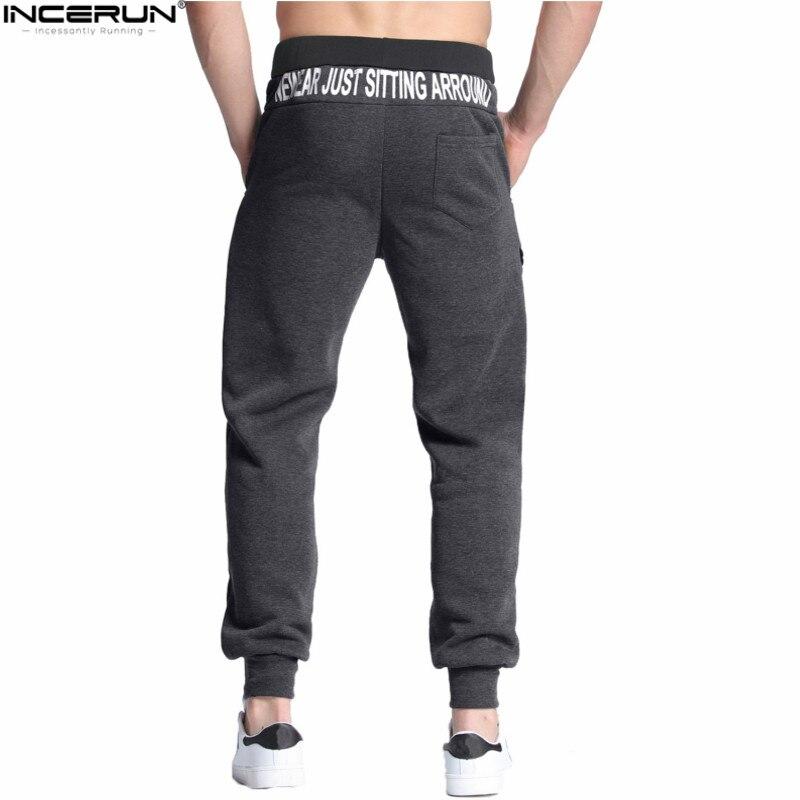 Winter Warm Thick Sweatpants Men's Track Pants Elastic Casual Baggy Lined Tracksuit Trousers Jogger Harem Pants Men Plus Size 6