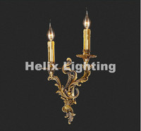 Hot Selling Classical Golden Brass Wall Lamp Indoor Wall Sconce Lighting Copper Wall light Decoration Lamp AC 100% Guaranteed