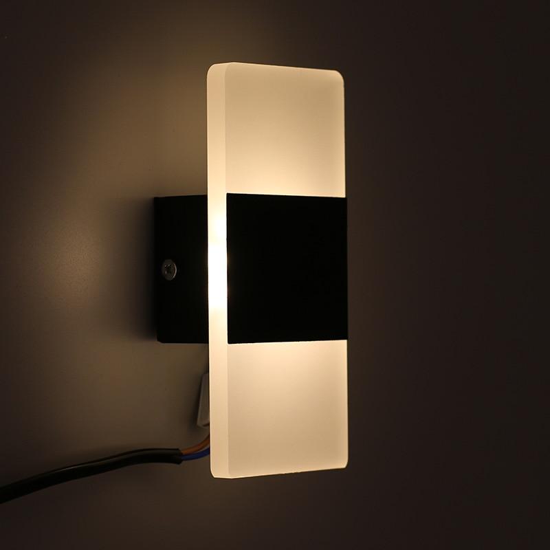 100% Wahr Led Wand Lampe 220 V 110 V Schlafzimmer Nacht Licht Wohnzimmer Balkon Gang Wand Lampe Korridor Wand Leuchte Lampe Kaufe Jetzt