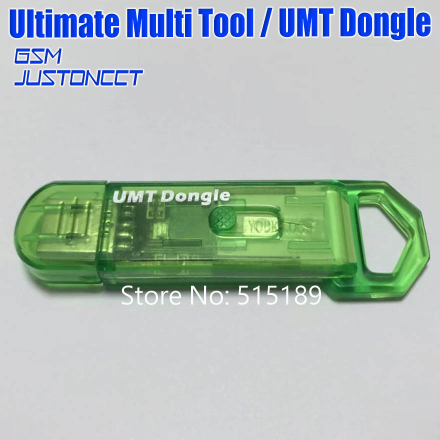 2019 ORIGINAL New UMT Dongle UMT Key for Samsung Huawei LG ZTE Alcatel Software Repair and