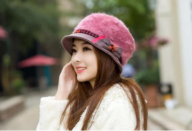 0116b98c3fca1 Rasta sombrero mujeres estilo europeo boina sombrero masculino para mujer