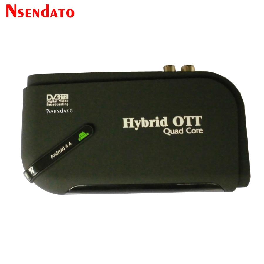 DVB-T2 DVB T2 TV Box Android 5.1 Amlogic S905 Quad Core Smart TV Set Top box dvbt2 Smart TV box kodi Set Top TV Receiver