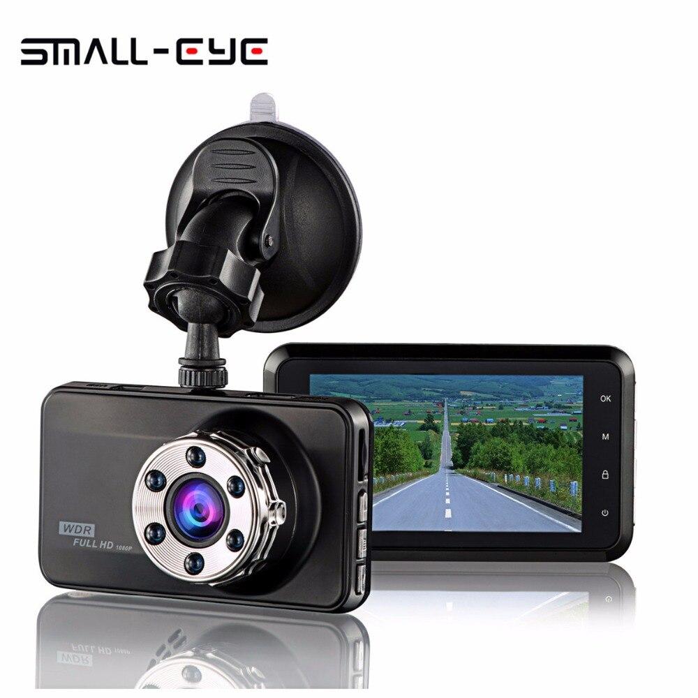 Маленький глаз 3,0 ЖК-Автомобильный dvr Dash Cam, приборная панель портативный рекордер камера видео Вождение рекордер Full HD 1080p, петля записи