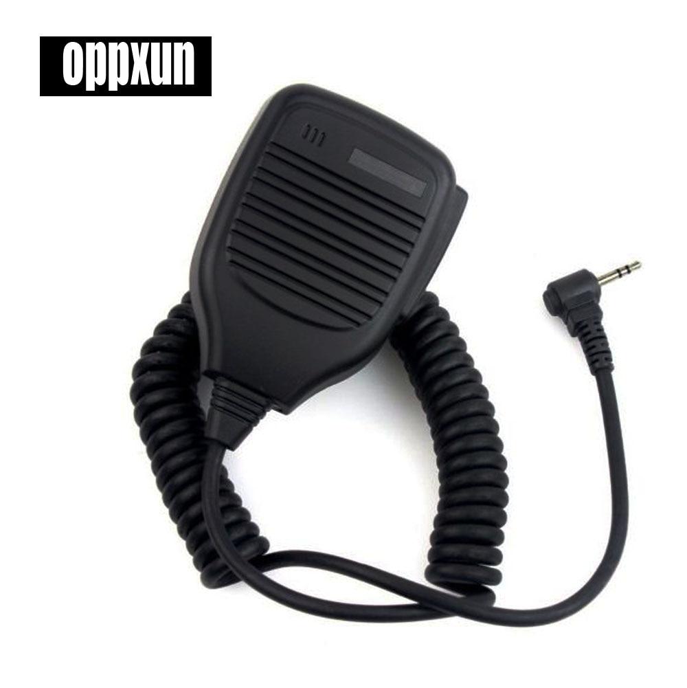 bilder für 1Pin 2,5mm Lautsprecher Mikrofon für Motorola Talkabout Radio T6200 FR50 FR60 Cobra Radio
