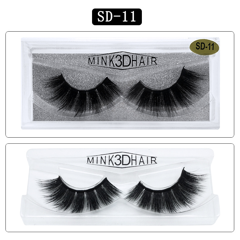 Beauty Essentials Eye Lashes Cilios China Vendor Ups Free Shipping 30pair Eyelashes 3d Mink Eyelashes Crossing Mink Lashes Hand Made Full Strip Profit Small