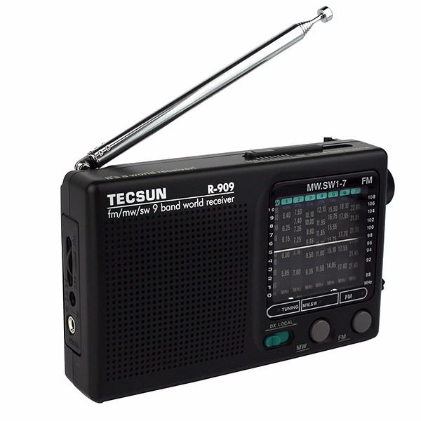 TECSUN R-909 FM AM SW World (4)