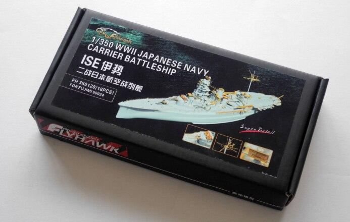 Japanese air battleship Ise Fuji 600024  Assembly model Retrofit parts 1/350
