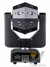 16 X 5W RGBW CREE LED disco ball dj stage party Effect moving head light