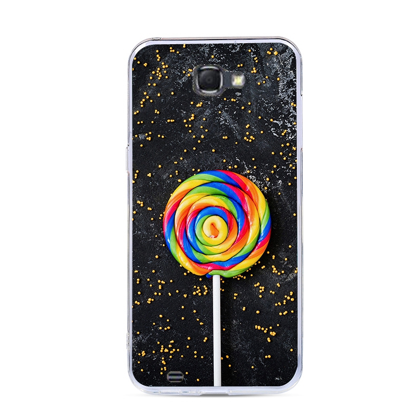 Cute Cartoon Case For Samsung Galaxy Note 1 N7000 i9220 Note1 Cover  Printing Soft Silicone Printed Phone Shell Capa Funda