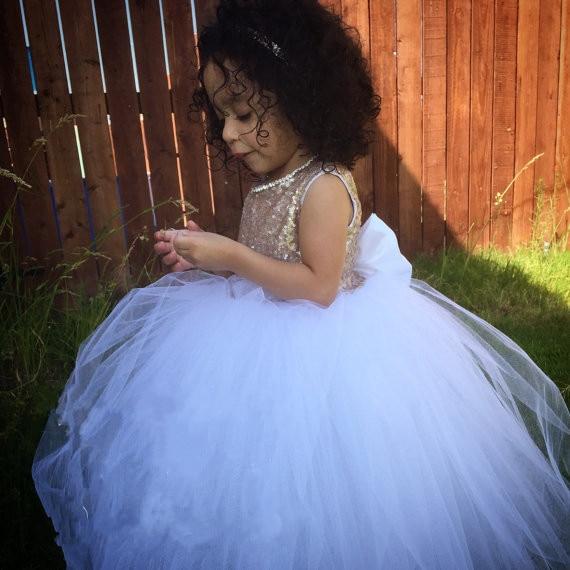 цена на 2018 Baby Girl Baptism Dress Toddler Birthday Party Girls Dresses Sparkle Sequins Princess Pink Tulle Tutu Dress