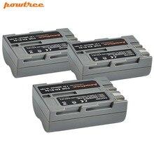 3pcs 7.2V 2600mAh AKKU EN-EL3E EN-EL3e ENEL3E EN EL3E  Li-ION Batteries for Nikon D50 D70 D80 D90 D100 D200 D300 D700 z1 L15