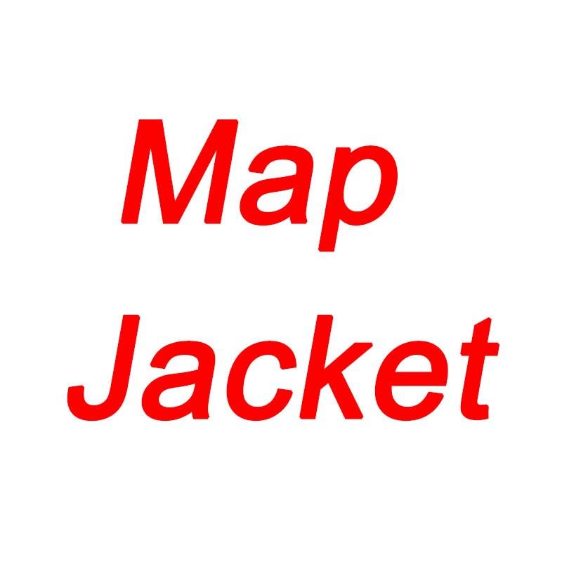 Map Jacket