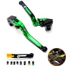 Wholesale prices clutch brake lever motorcycle Telescopic folding clutch brake lever For Kawasaki Z1000SX/NINJA 1000 Z1000 2007 – 2015 Z1000 2003