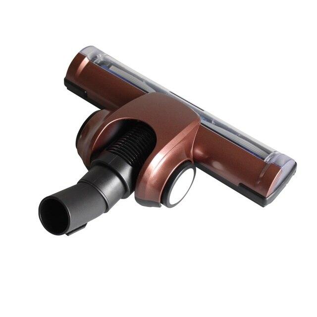 Cabeça para aspirador de pó de 32mm, pincel para aspirador de pó de versão europeia, peças philips eletrolux, lg, haier, samsung