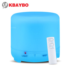KBAYBO 200ml aroma humidifier air purifier 7color LED options ultra quiet design USB air humidifier for home or office use