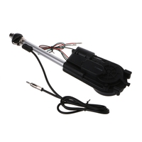 New 12V Universal Car Auto AM FM Radio Electric Power Automatic Antenna Aerial Kit For Toyota