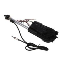 Новый 12 В Универсальный Авто AM, FM Радио Электрический Мощность автоматический Телевизионные антенны антенна комплект для Toyota Camry Cadillac Jeep grand Cherokee