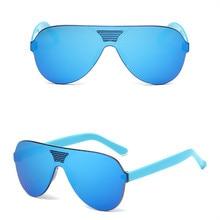2019 new fashion men and women childrens sunglasses UV400 pilot child glasses classic retro brand design driving goggles