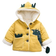Xizhibao Jacket For Girl Winter Baby Boy Hooded Cotton