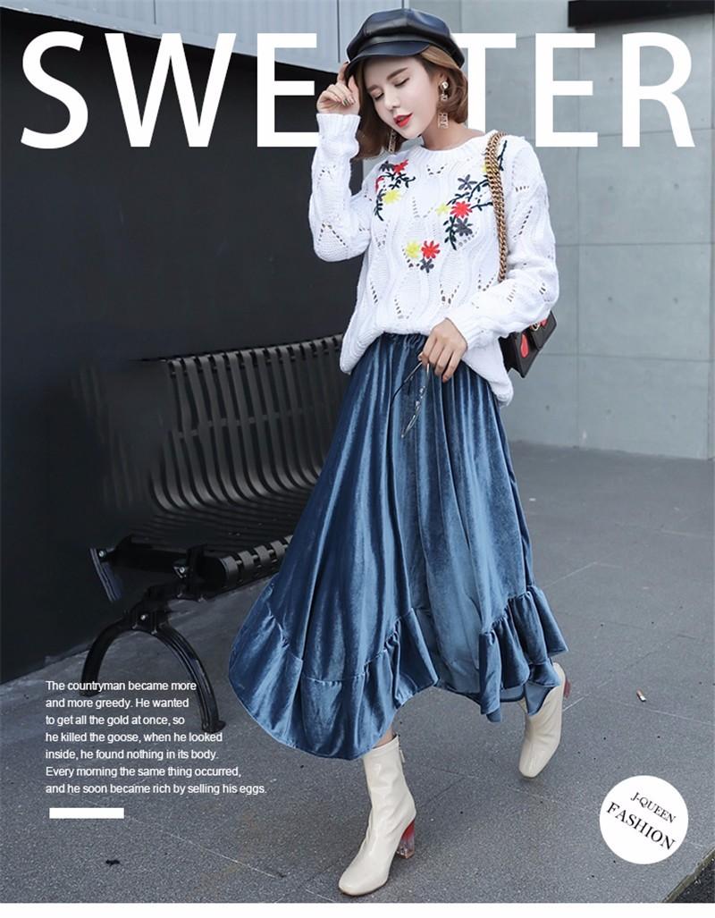 women skirt 01