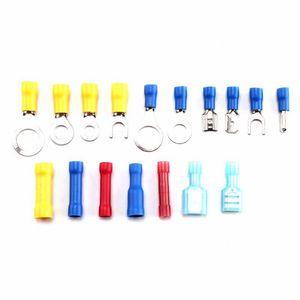Image 4 - 558pcs Heat Shrink Tube Sleeving Kit Set Car Wire Electrical Terminals Crimp Connectors with Plastic Box