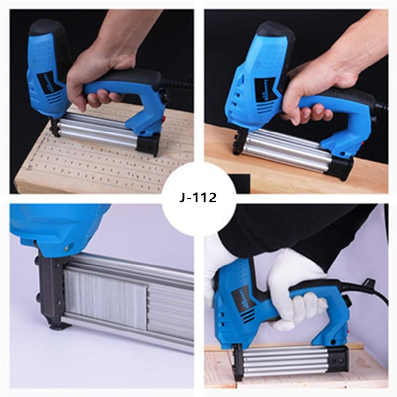 2000W Nail Gun Nailer Tools Framing Nailer Eletric Nails Gun Electric Power Tools F30~F15/U Style Nail 15~25mm Electric Nailer