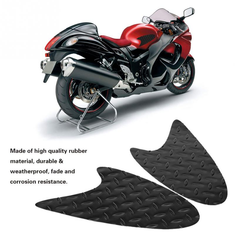 Realistic Pair Of Anti-slip Gas Tank Traction Pad Knee Grip Sticker For Suzuki Gsxr1300 1997-2018 Motorbike Sticker New Orders Are Welcome. Motorcycle Accessories & Parts