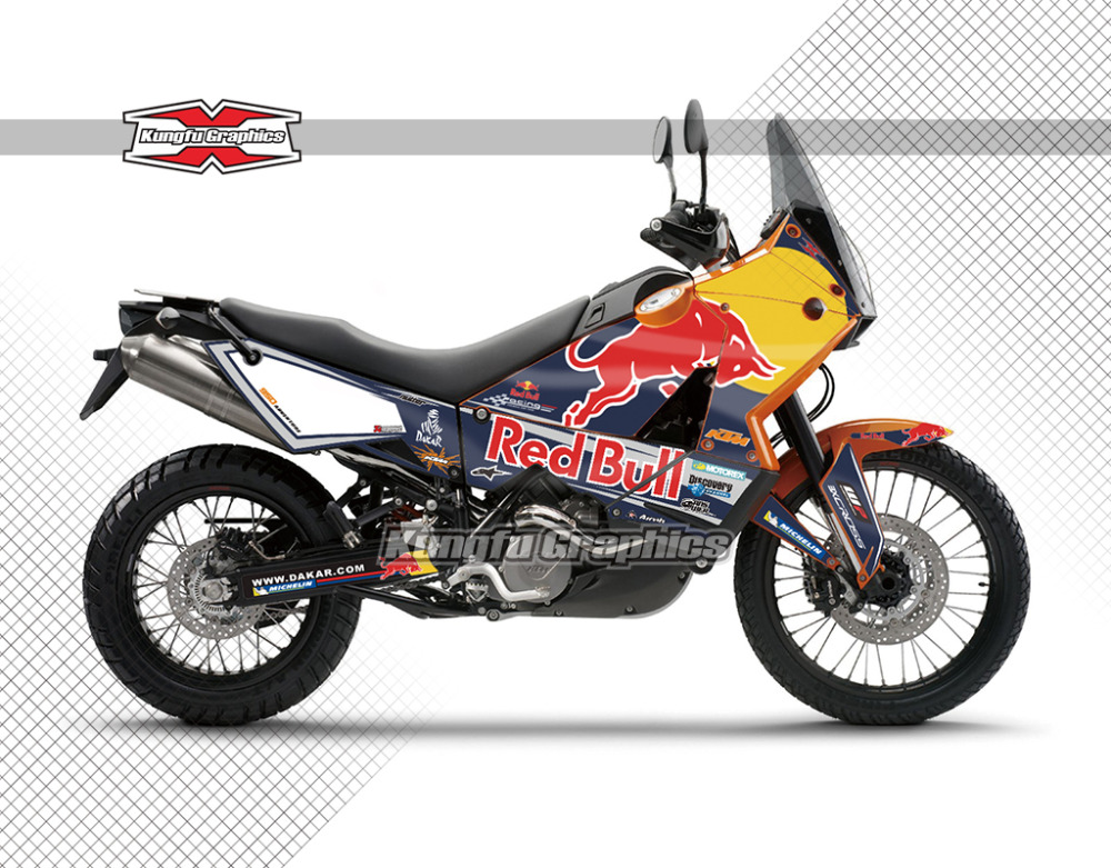 Ktm 950 adventure graphics kit motorcycle image idea for Deco 990 adventure