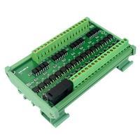 16 channel PLC output power amplifier board relay board io board solenoid valve driver board