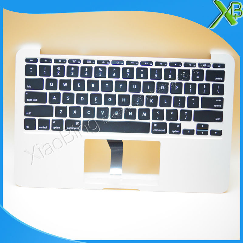 New TopCase with US Keyboard for MacBook Air 11.6 A1465 2013-2015 years new topcase with no norway norwegian keyboard for macbook air 11 6 a1465 2013 2015 years