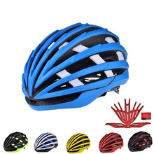 Ultralight cycling helmet 31 air vents casco mtb city road bike helmet Size 56-62 cm EPS+PC In-mold bicycle helmet men&women