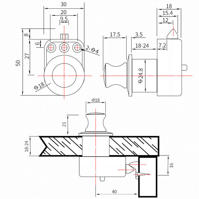 parts of push boat diagram wiring diagram online What Are the Parts of a Boat online shop 10pcs push button cabinet door locks latch knob drawer basic parts of a ship parts of push boat diagram