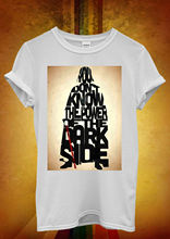 Star Wars Darth Vader Dark Side Quote Men Women Unisex T Shirt  Vest 19 Free shipping Harajuku Tops Classic Unique
