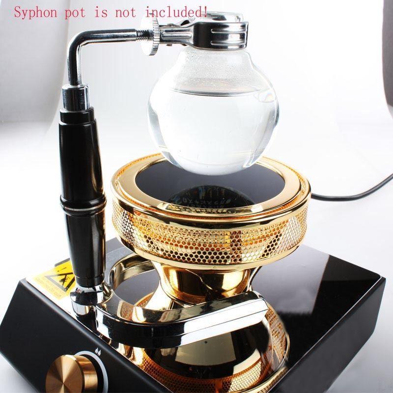 Eleoption 220V Halogen Beam Heater Burner Infrared Heat for Hario Yama Syphon Coffee Maker