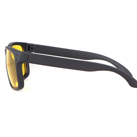 Night Vision Driving Sunglasses Men Brand Yellow Lense Glasses Goggles Vision Night Glasses for Driving Yellow Sunglasses Male Islamabad