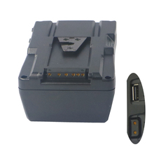 130Wh (8800mAh/14.8V) V Mount Battery Pack V Lock V type interface for video Camera Camcorder for Sony camera BP battery