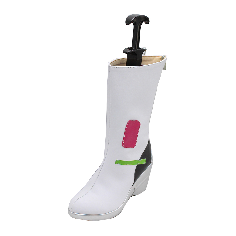 Brdwn Hot game Owatch women's <font><b>DVA</b></font> Cosplay Short boots Custom <font><b>shoes</b></font> image