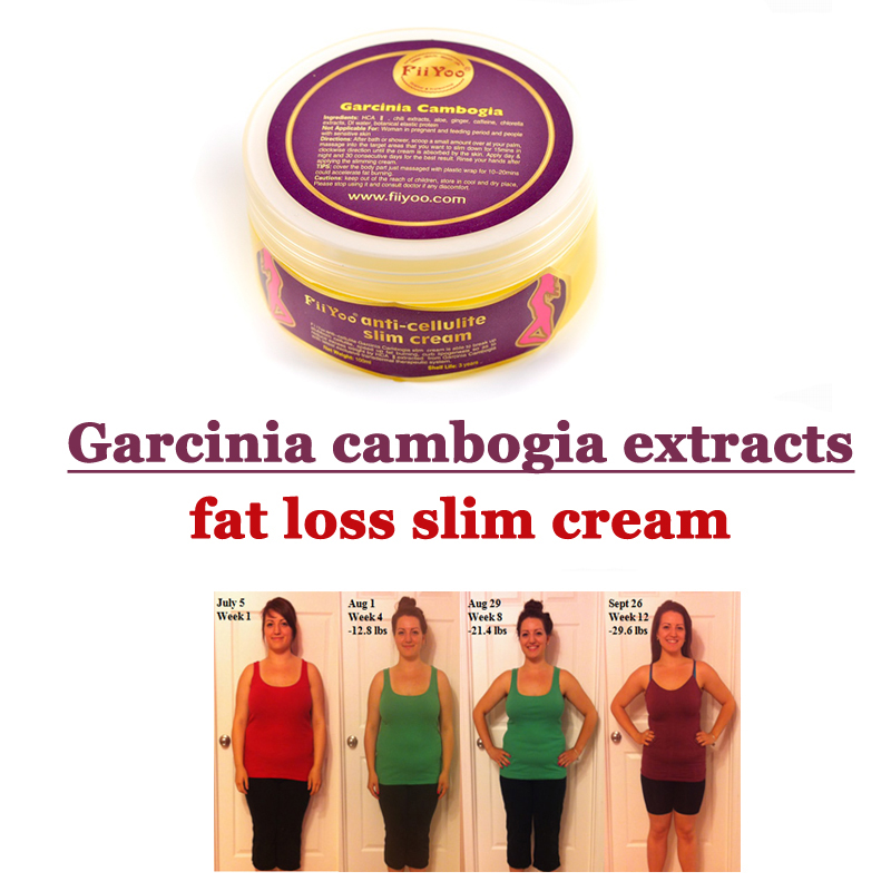 Fiiyoo lose weight slimming creams, fast fat loss garcinia cambogia extracts weight loss slimming product