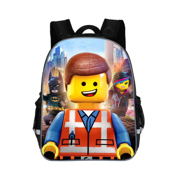 Fashion Star Wars School Bags for Boys Kid Mini Schoolbag Mochila Infantil Little Child Cartoon Bookbag Small Children Backpacks