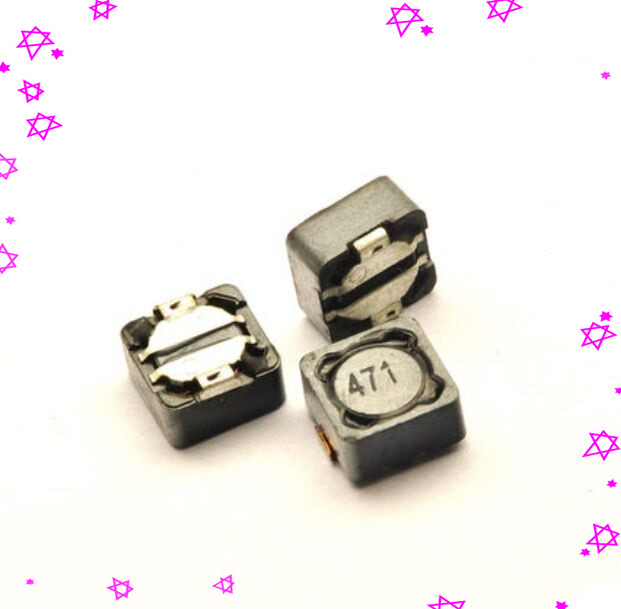 10pcs/lot 7*7*4 470UH SMT M91B SMD Patch Shielding Power Inductors 471 Electronic Components Sell At A Loss USA Belarus Ukraine