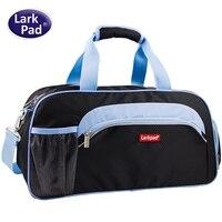 Larkpad 2017 Fashionable Handbag For Female And Male Durable Nylon Fabric Multifunction Travel Bag Waterproof Large