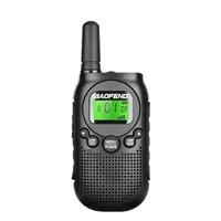 woki טוקי baofeng Baofeng ילדים Talkie Walkie מיני 0.5W BF-T6 רדיו Comunicador ניידת רדיו אמאדור Hf משדר 2 Way רדיו T6 Woki טוקי רדיו (2)